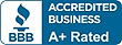 Click to verify BBB accreditation a
