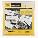 Lineco Infinity Photo File Envelopes (25 Pack)