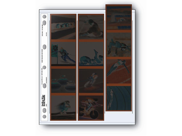 Print File 120 3hb Negative Preservers 100 Pack