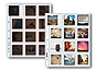 Print File 225-12HB Slide / Negative Preservers (100 Pack)
