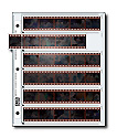 Print File 35-6HB-ULT 35mm Negative Preservers (25 Pack)