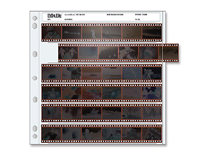 Print File 35-6HB 35mm Negative Preservers (100 Pack)