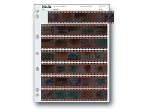 Print File 35-7B 35mm Negative Preservers (100 Pack)