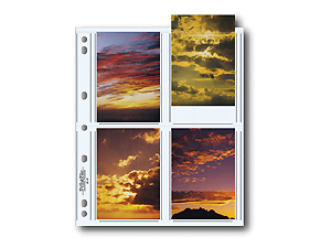 Print File 35-8P Print Preservers (100 Pack)
