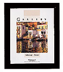 MCS 8x10 Gallery Flat Top Wood Picture Frame