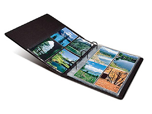 Print File ALB-G Premium Archival 3-Ring Binder Album