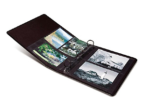Print File ALB-S Premium Archival 3-Ring Binder Album