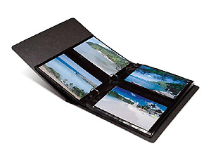 Print File ARC-M Archival 3-Ring Binder Storage Album