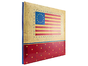 MBI Americana  Flag 12x12 Scrapbook