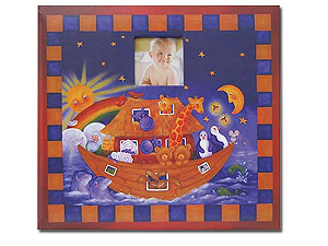 MBI Babys Ark 12x12 Scrapbook