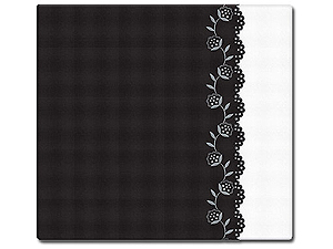 MBI Black & White Deco 12x12 Scrapbook