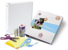 MBI Craft Ready Magnetic Album