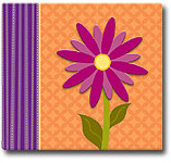 MBI 3D Flower 12x12 Kids Scrapbook