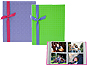 MBI Embossed Brights 2-Up 4x6 Album