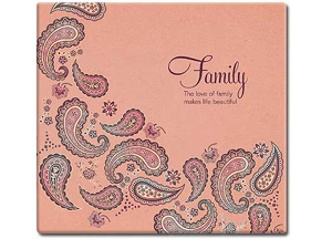 MBI Expressions Family 12x12 Scrapbook