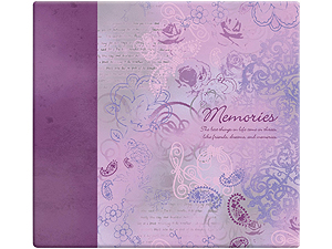 MBI Expressions Memories 12x12 Scrapbook