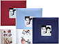 MBI Fashion Fabric 2-Up 4x6 Photo Album