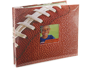 MBI 12x12 Football Scrapbook