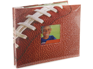MBI 8x8 Football Scrapbook