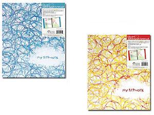 MBI My Artwork 9x12 Kids Scrapbook