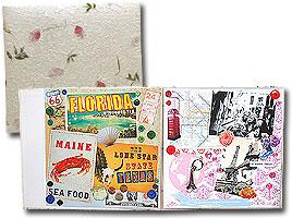 MBI Mulberry Handmade Paper 12x12 Scrapbook