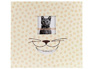 MBI 12x12 Cat Scrapbook