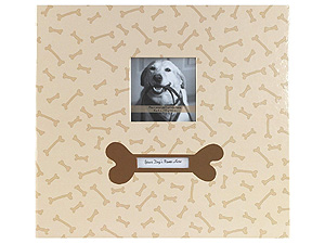 MBI 12x12 Dog Scrapbook 