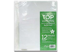 MBI 9x12 Refill Pages (6)