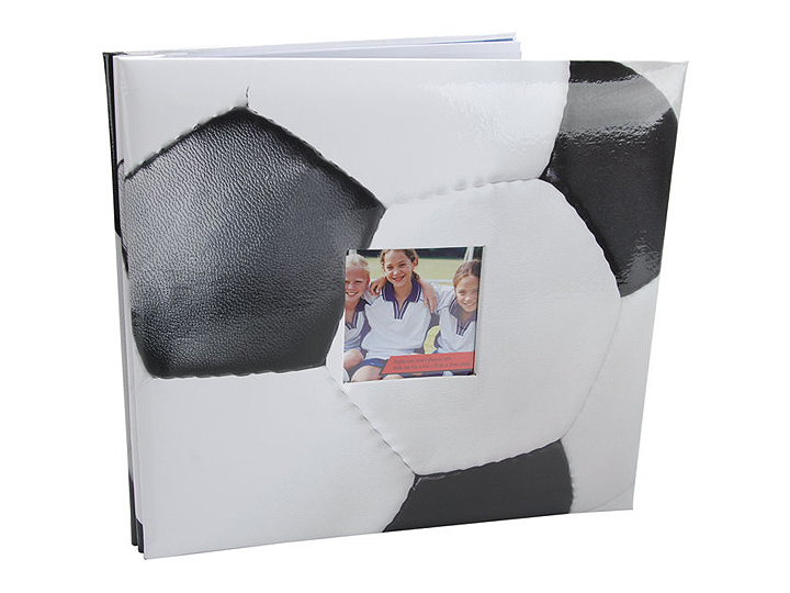 MBI 12x12 Soccer Scrapbook