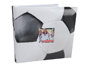 MBI 8x8 Soccer Scrapbook