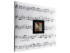 MBI 12x12 Sheet Music Scrapbook