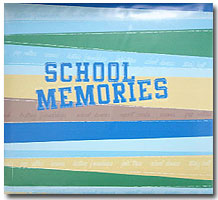 MBI 12x12 School Memories Scrapbook