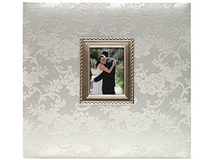 MBI 12x12 Wedding Frame Scrapbook  