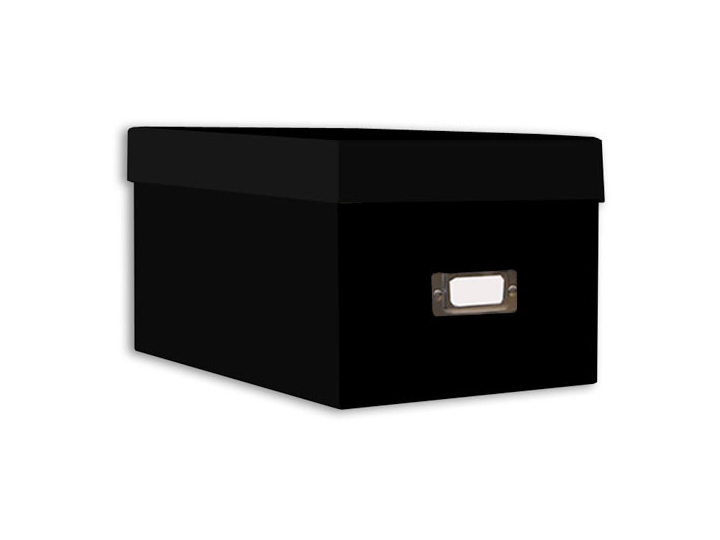 Pioneer Photo Albums Pioneer Photo CD/DVD Storage Box (Black) at Sears.com