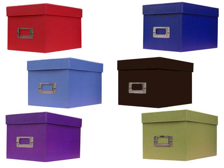 Pioneer Photo Albums Pioneer Photo CD/DVD Storage Box (Solid Colors) at Sears.com