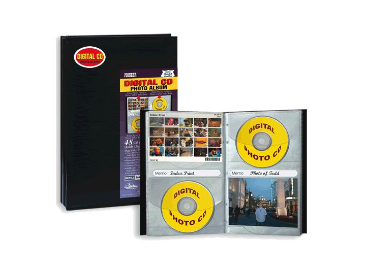 Pioneer Photo Albums Pioneer CD-48 Digital Photo Album at Sears.com