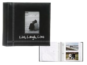 Pioneer DA-200LLL 4x6 Live, Laugh, Love Photo Album