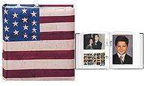 Pioneer DA-200WK American Flag Photo Album