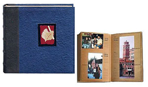 Pioneer ECO-346L Mulberry Paper Photo Album