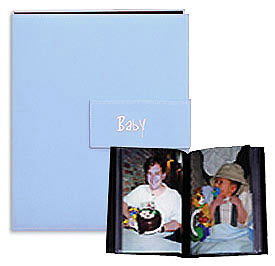 Pioneer EXP-46B 4x6 Expressions Baby Album