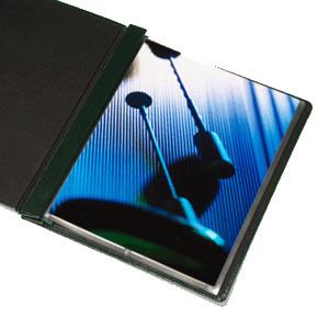 Print File 8.5x11 Scrapbook Page Protectors