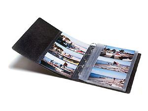 Print File ARC-G Black Poly 3-Ring Binder