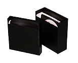 Print File 10 Sleeve CD Storage Bin
