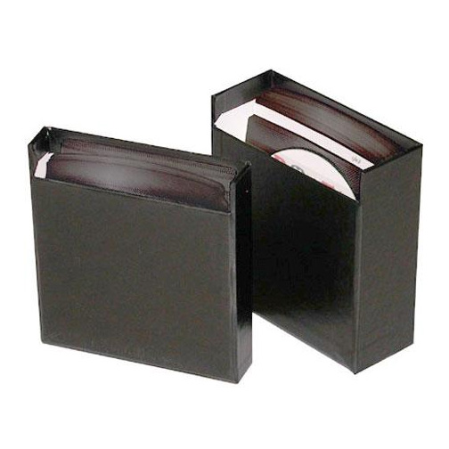 Print File 20 Sleeve CD Storage Bin