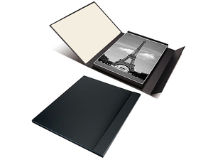 Get Smart Folio with Magnetic Closure For 8.5x11
