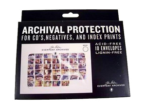 John Porter Envelopes for CD or 4x6 Prints (Case of 36 Pks)
