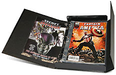 Print File Portfolio Binder Case for Comic Books