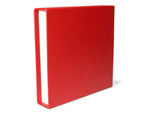 Slipcase For Get Smart Archival Binder - 1.5 Inch