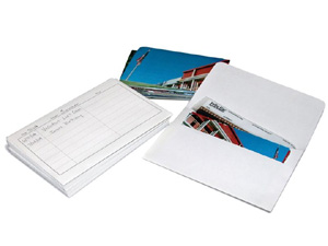 Print File Archival Photo Storage Envelopes (25 Pack)