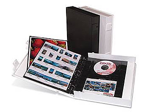 Safekeeper Enclosed Storage Binder